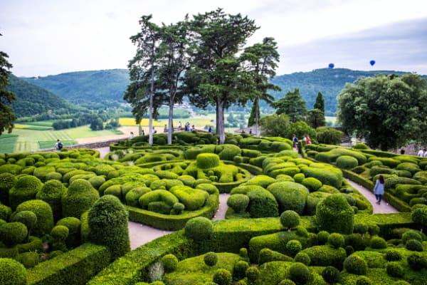 Les jardins de Marqueyssac (5km)